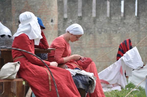 «Средневековый Хотин» – самый масштабный в Украине исторический фестиваль|В дороге - сайт о путешествиях и приключениях